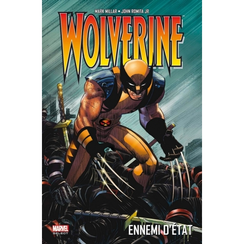Wolverine : Ennemi d'État (VF)