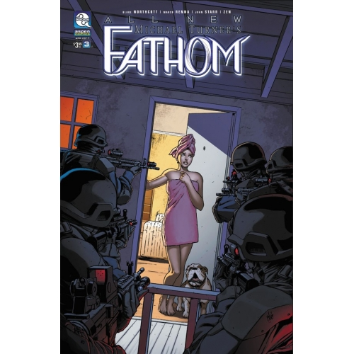 All-New Fathom 3 COVER A (VO)