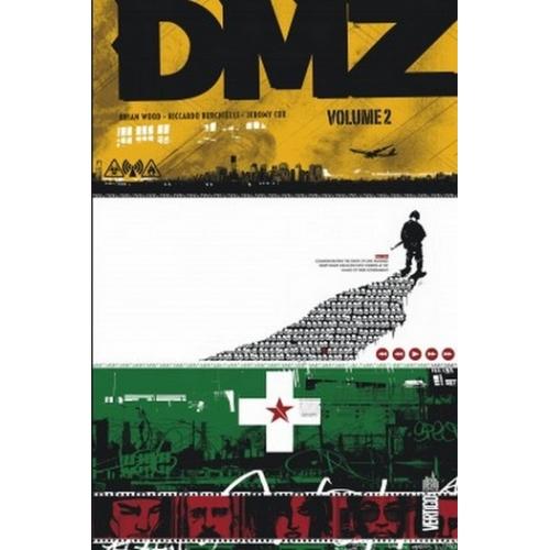 DMZ Intégrale Tome 2 (VF)