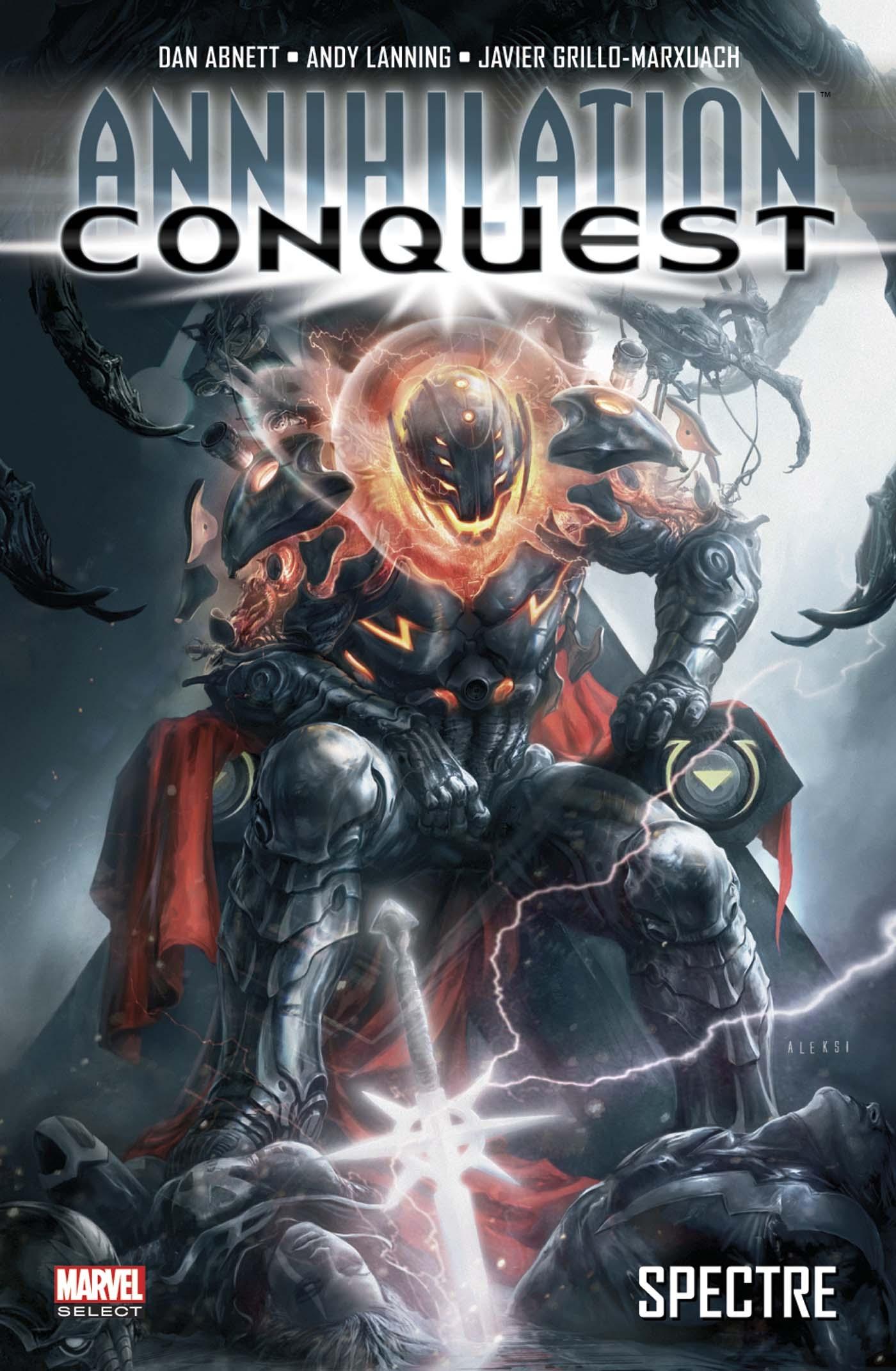 Annihilation Conquest Tome 2 (VF)