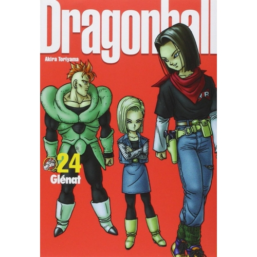 Dragon Ball Perfect Edition Vol.24 (VF)