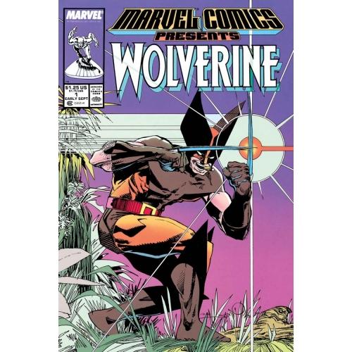Wolverine - Save The Tiger 1 (VO)