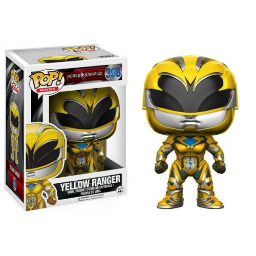 Funko Pop Power Rangers Movie Yellow Ranger 398