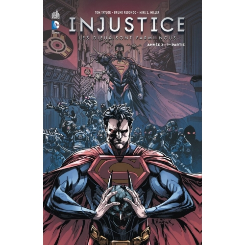 Injustice Tome 3 (VF)
