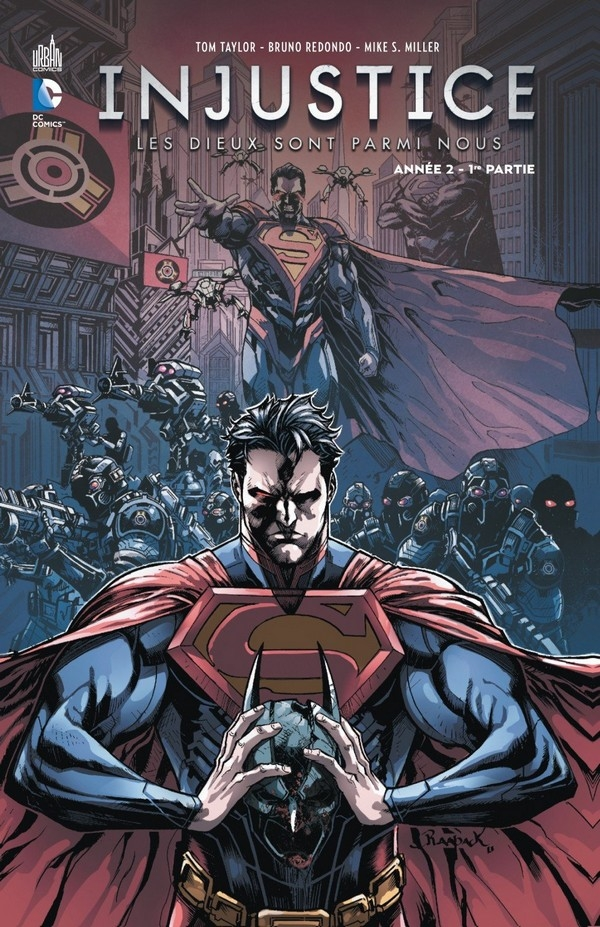 Injustice Tome 3 (VF)