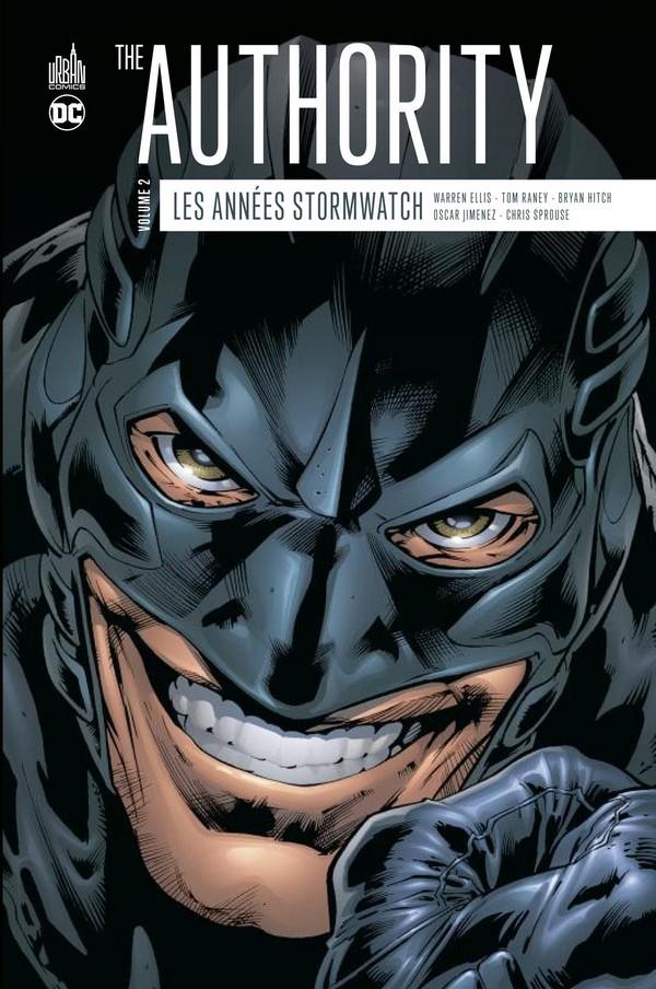 The Authority : les années Stormwatch tome 2 (VF) cartonné