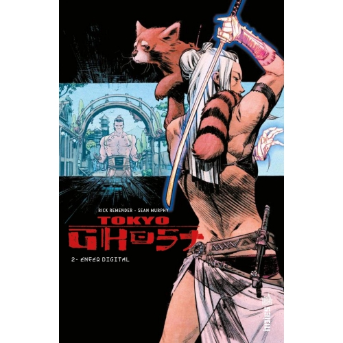 Tokyo Ghost Tome 2 (VF)
