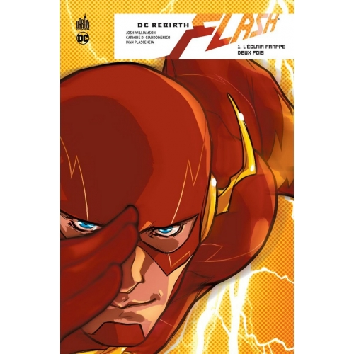 Flash Rebirth Tome 1 (VF)