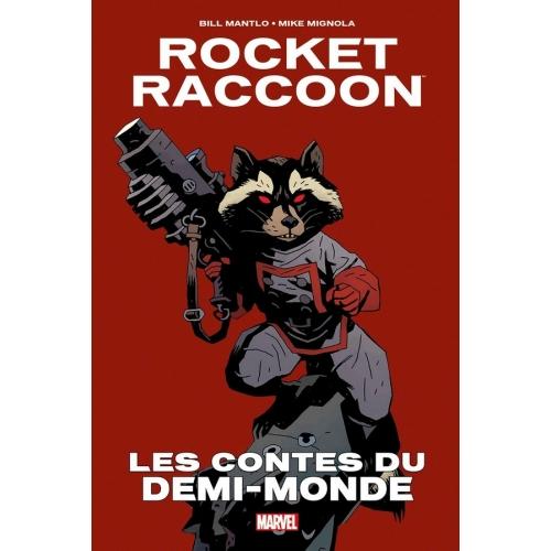 Rocket Racoon - Les contes du Demi Monde (VF)