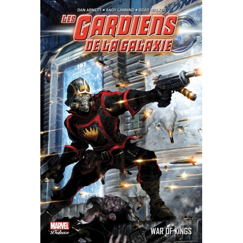 Les Gardiens de la galaxie Tome 2 War of Kings (VF)