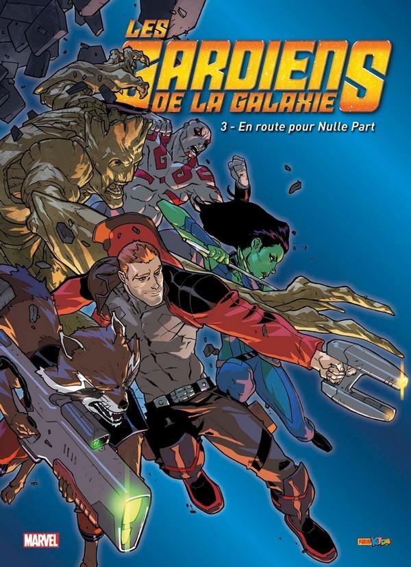 Les Gardiens de La Galaxie Tome 3 (VF)