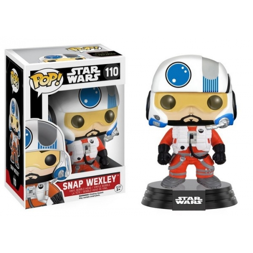 Funko Pop Star Wars Snap Wexley