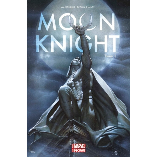 Moon Knight All New Marvel Now Tome 1 (VF)