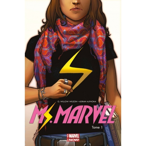 Ms Marvel Tome 1 (VF)