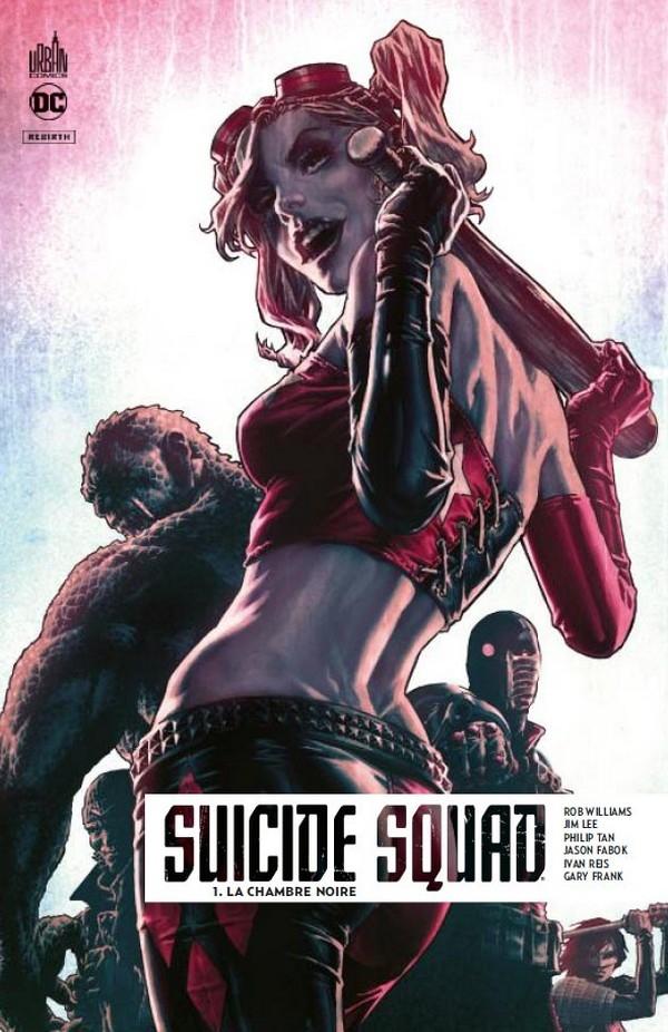 Suicide Squad Rebirth Tome 1 (VF)