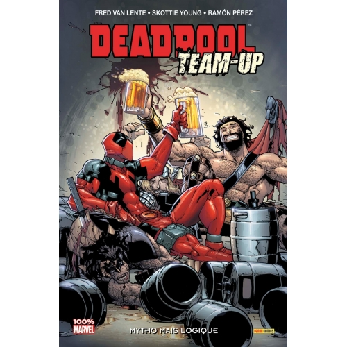 Dead Pool Team-Up Tome 3 (VF)