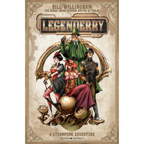 Legenderry L'aventure Steampunk (VF)