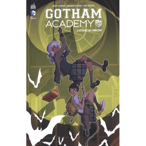 Gotham Academy Tome 1 (VF)