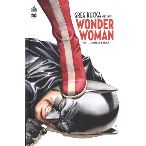 Greg Rucka présente Wonder Woman Tome 1 (VF)