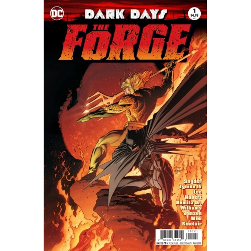 Dark Days : The Forge 1 (VO) Andy Kubert Variant