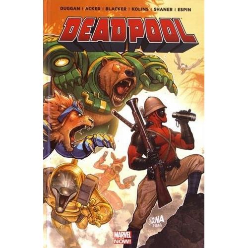Deadpool : On n'est pas des bêtes ! (VF)