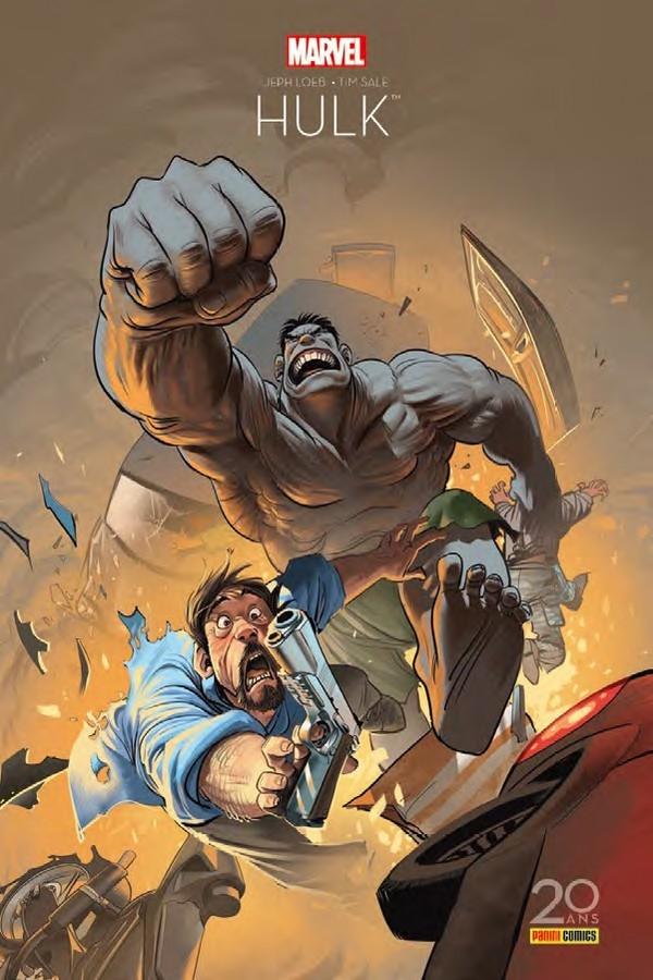 Hulk Gris Édition 20 ans (VF)