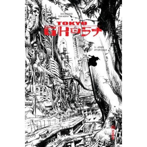 Tokyo Ghost - Edition noir et blanc Tome 1 (VF)