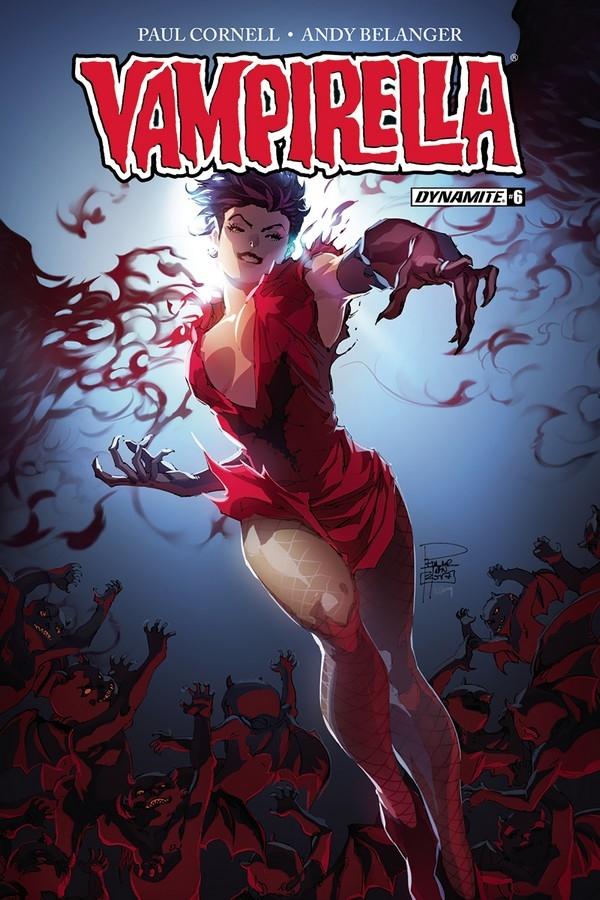 Vampirella 6 Philip Tan Cover (VO)