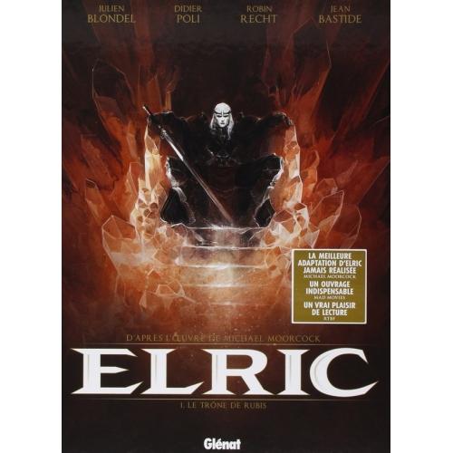 Elric - Tome 1 : Le trône de rubis (VF)