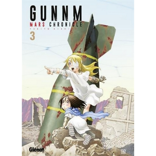 Gunnm Mars Chronicles Vol. 3 (VF)