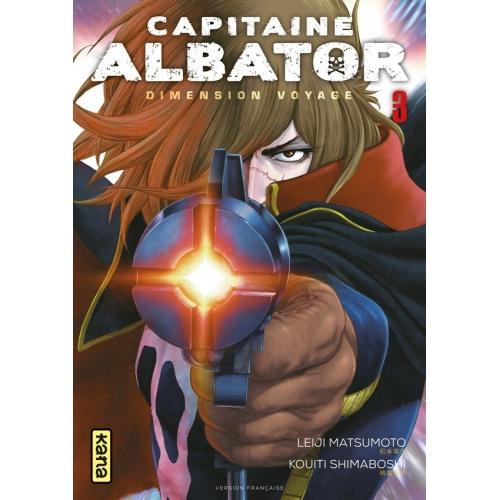 Capitaine Albator Dimension Voyage Tome 3 (VF)