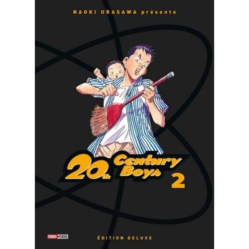 20th century boys - Deluxe Tome 2 (VF)