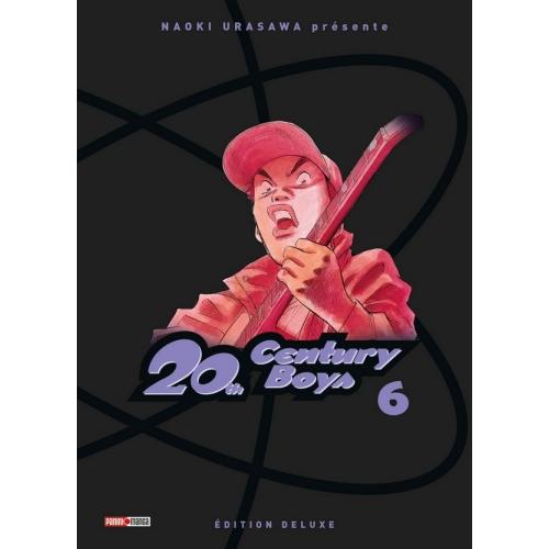 20th century boys - Deluxe Tome 6 (VF)
