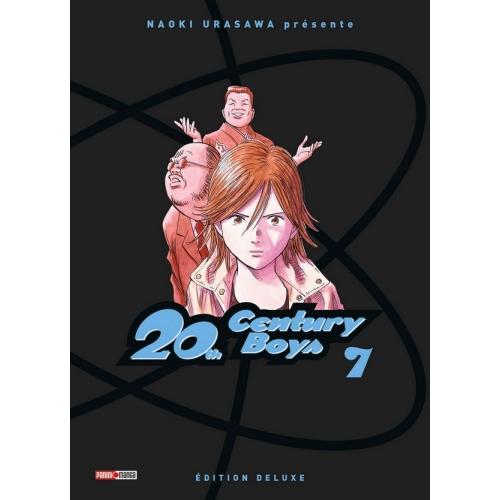 20th century boys - Deluxe Tome 7 (VF)