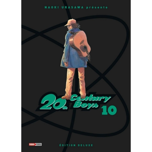 20th century boys - Deluxe Tome 10 (VF)