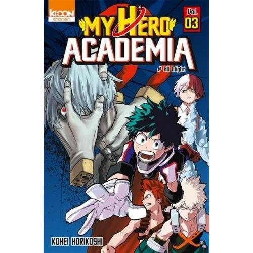 My Hero Academia Tome 3 (VF)