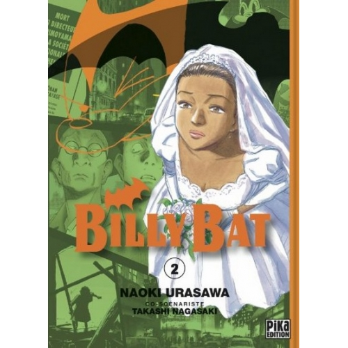 Billy Bat Tome 2 (VF)