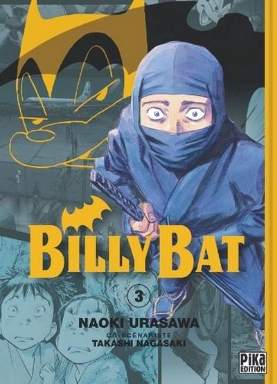 Billy Bat Tome 2 (VF)