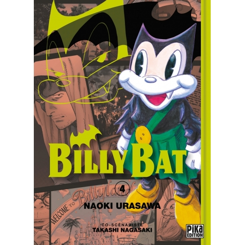 Billy Bat Tome 4 (VF)