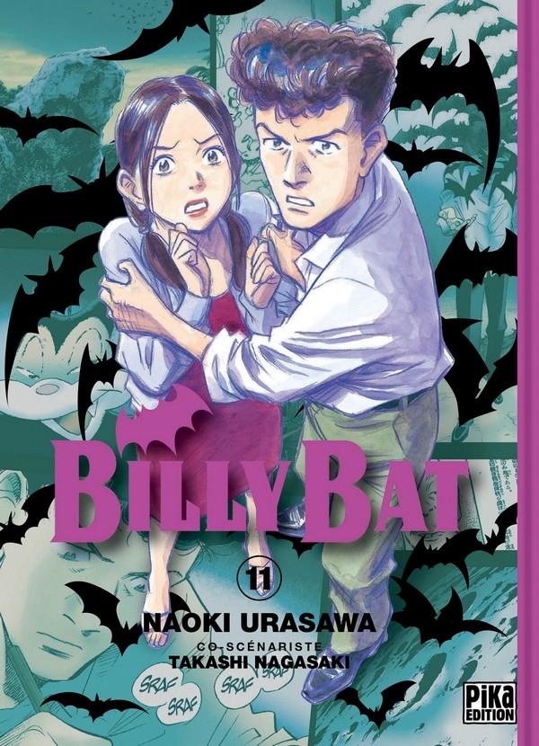 Billy Bat Tome 10 (VF)