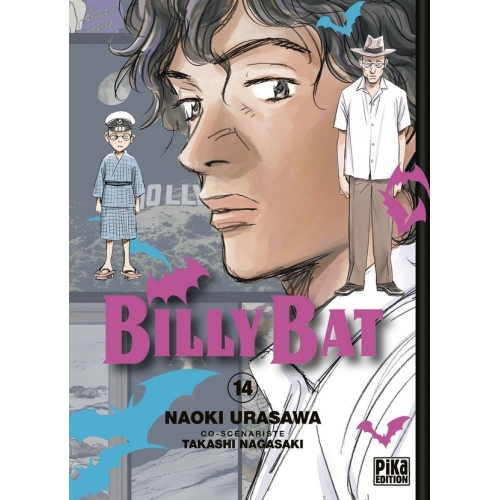 Billy Bat Tome 14 (VF)