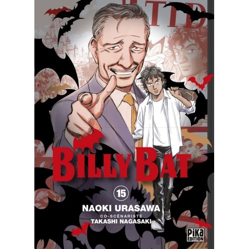 Billy Bat Tome 15 (VF)