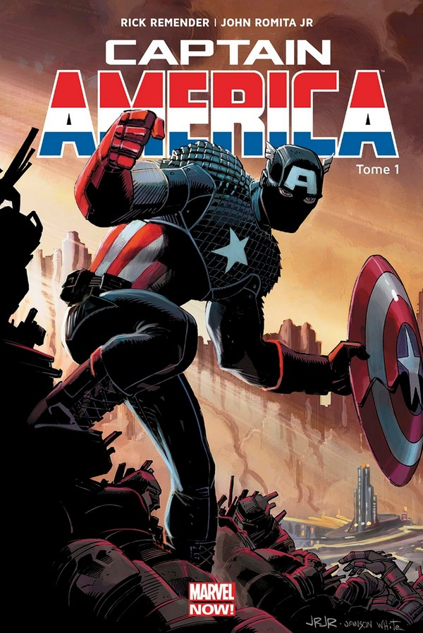 Captain America Marvel Now Tome 1 (VF)
