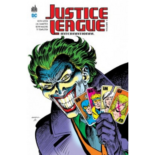 Justice league international Tome 2 (VF)