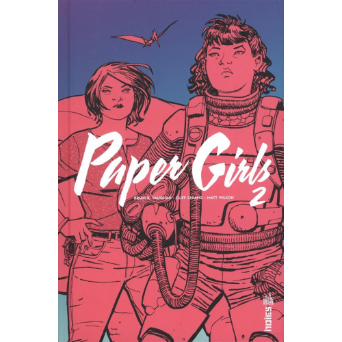 Paper Girls Tome 2 (VF)