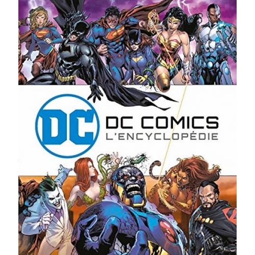Dc Comics : l'Encyclopédie Illustrée (VF)