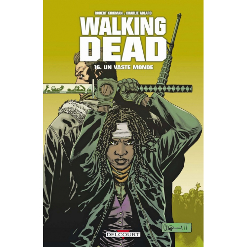 Walking Dead Tome 16 (VF)
