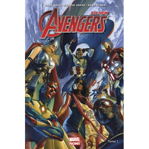 All New Avengers tome 1 (VF)