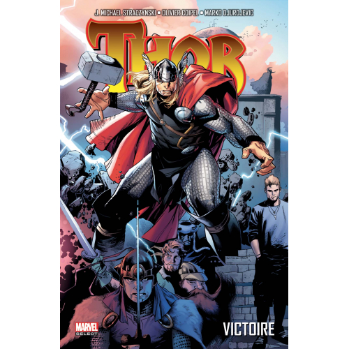 Thor Tome 2 : Victoire (VF) MARVEL SELECT
