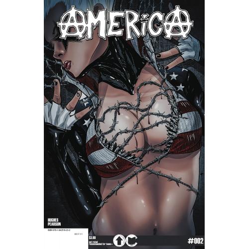 America 2 (VO) Jason Pearson